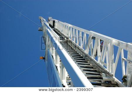 Fire Truck Aerial Ladder
