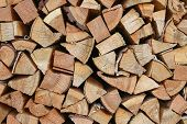 Woodpile, logger, firewood, background, wood texture backdrop poster