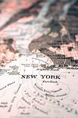 New York City New York the way we looked at it in 1949 poster