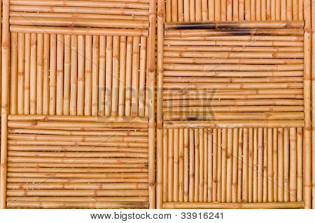 The Bamboo Wall