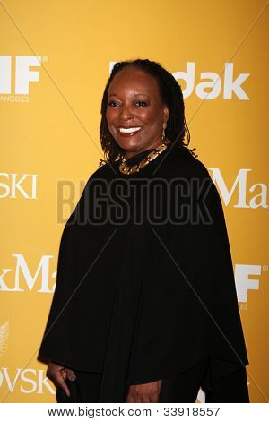 LOS ANGELES - JUN 12:  L. Scott Caldwell  arrives at the City of Hope's Music And Entertainment Industry Group Honors Bob Pittman Event at Beverly Hilton Hotel on June 12, 2012 in Beverly Hills, CA