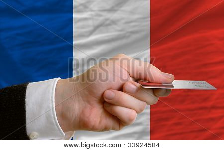 Buying With Credit Card In France