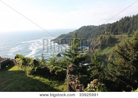 Cape Foulweather, Oregon Coast