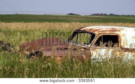 Lost Memories - Rusty Truck