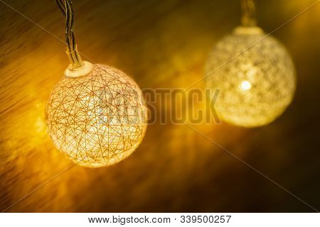 Decorative Led Lights For Party, Christmas Xmas, Happy New Year. Led Light For Decoration Antique. L