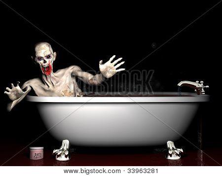 Bath Salt Zombie