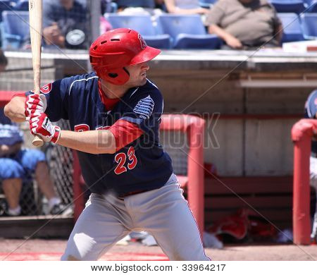 Reading Phillies' Tim Kennelly