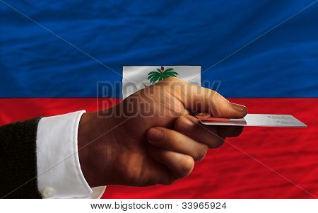 Buying With Credit Card In Haiti