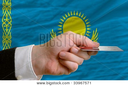 Buying With Credit Card In Kazakhstan