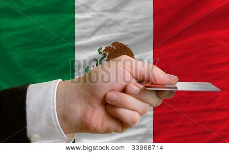 Buying With Credit Card In Mexico