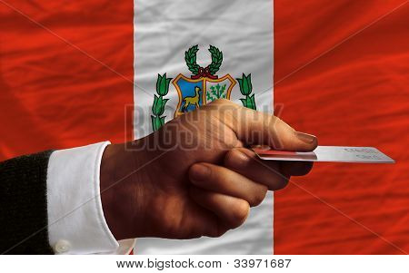 Buying With Credit Card In Peru