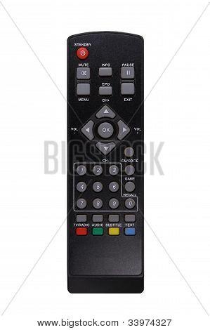 TV Remote Contoller