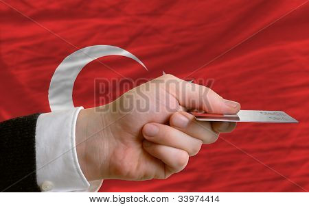 Buying With Credit Card In Turkey