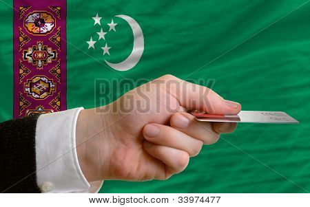 Buying With Credit Card In Turkmenistan