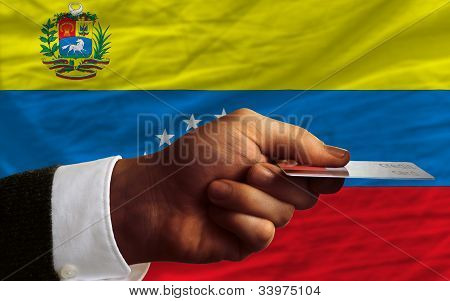 Buying With Credit Card In Venezuela