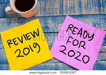 2019 Review, Preparing 2020