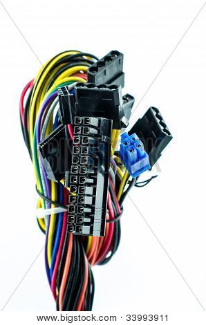 PSU connectors