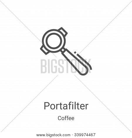 portafilter icon vector photo free trial bigstock portafilter icon vector photo free