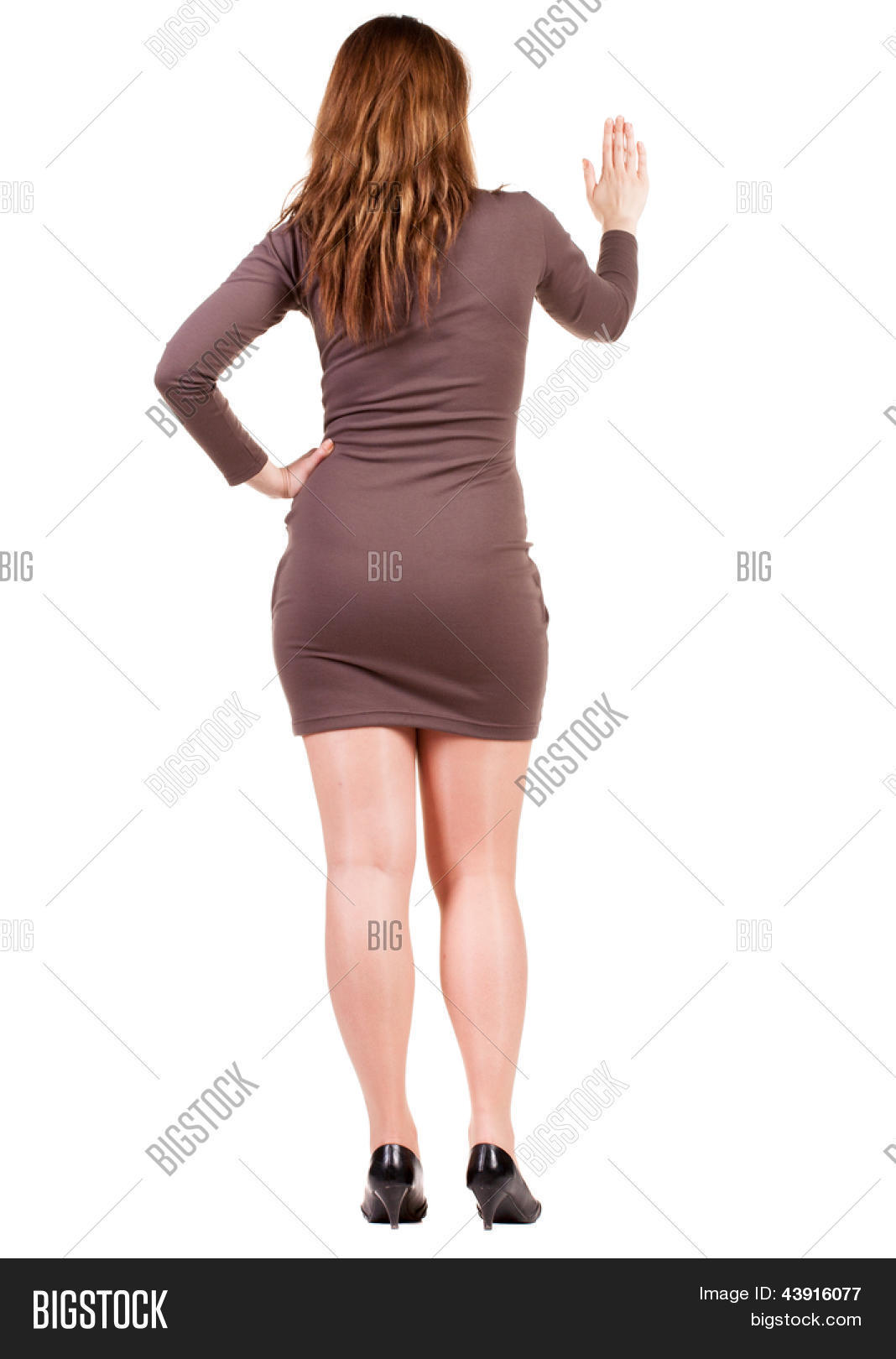 back view image photo free trial bigstock