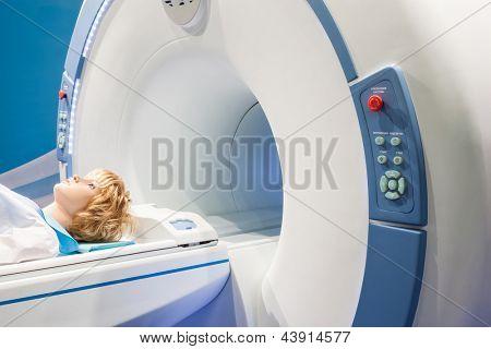 presentation of diagnostic tomograph