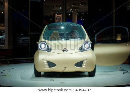 Nissan Hybrid Model