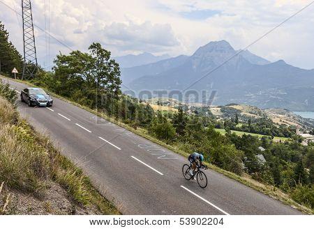 The Cyclist Peter Kennaugh