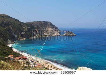 Petanoi Beach, Kefalonia, Greece