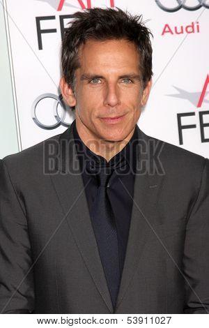LOS ANGELES - NOV 13:  Ben Stiller at the