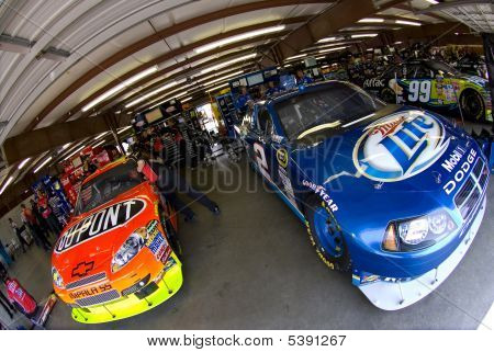 Nascar:  June 26 Lenox Industrial Tools 301