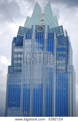 Modern Glass Building