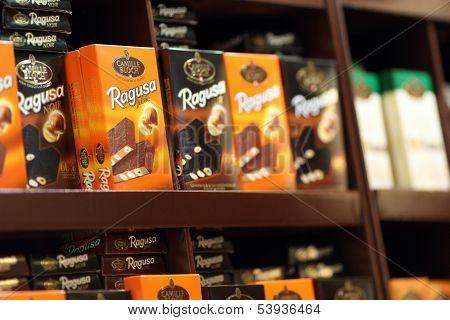 The Salon Du Chocolat