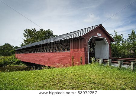 Paper Mill Covered Bridge