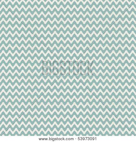 Retro Seamless Zigzag Pattern