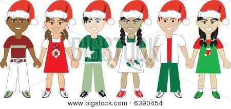 Christmas Kids United 5