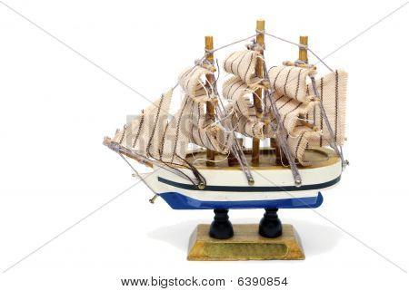 Fregat Ship Model