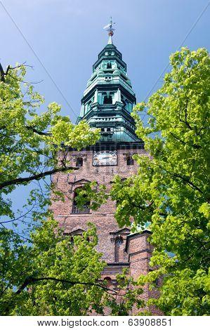 Church Copenhagen Nikolaj Capital Denmark