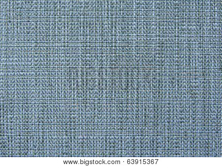 Linen natural canvas texture or fabric background poster