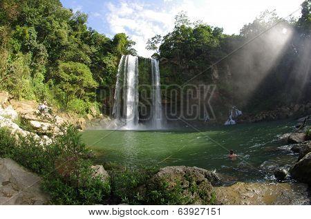 Misol Ha Waterfall
