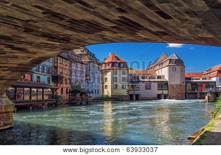 Strasbourg. District