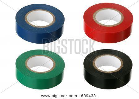 Adhesive insulating tape