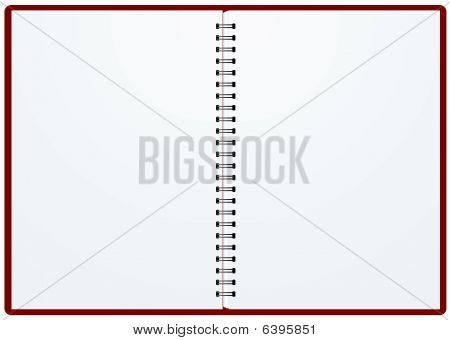 Double Ring Binder Cover