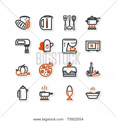 Kitchen, Food