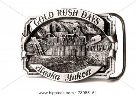 Buckle Of Alaska Belt