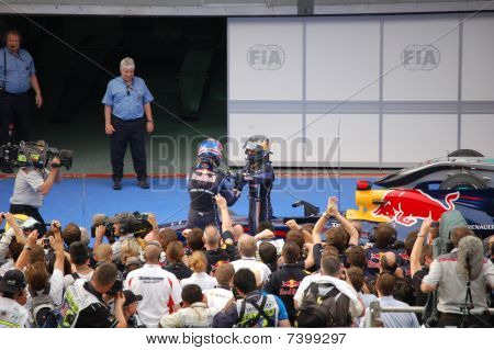 Formula 1 Sepang 2010