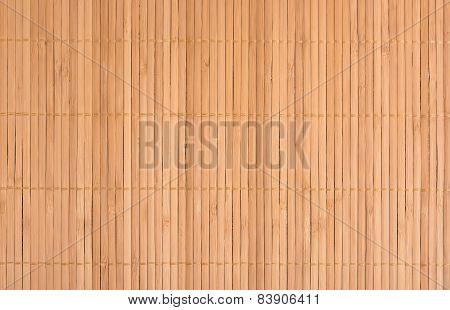 Bamboo Tablecloth.
