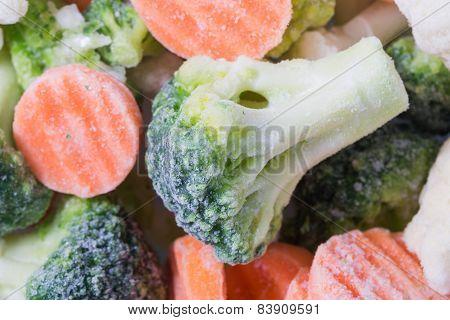 Frozen Vegetables 4