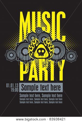 Musical party