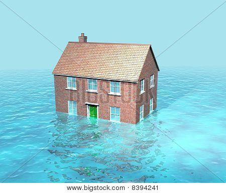 Rising sea levels, floods, global warming