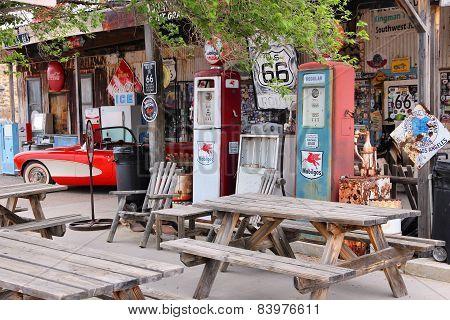 Route 66, Arizona
