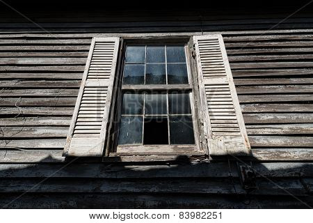 Old Natchez Window